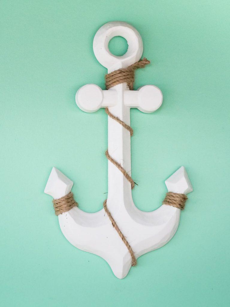 anchor blue